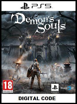 Free Demons Souls Remake PS5 digital codes download full game