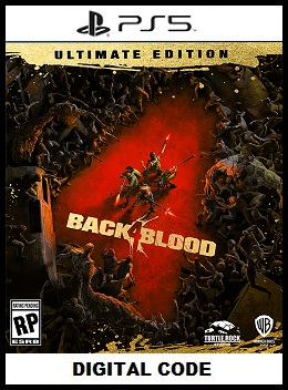 Back 4 Blood PS5 free redeem codes