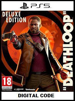 Deathloop PS5 free redeem codes
