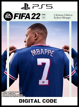 FIFA 22 PS5 free redeem codes