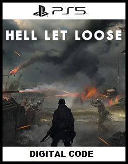 Hell Let Loose PS5 free redeem codes