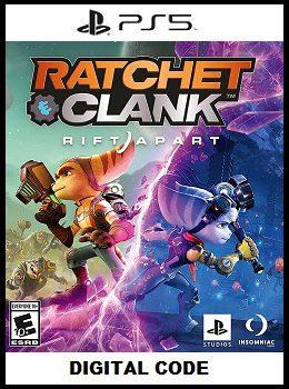 Ratchet & Clank: Rift Apart PS5 free redeem codes
