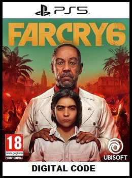 Far Cry 6 PS5 free redeem codes